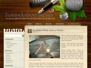 SEO TIPS: Example of a blog