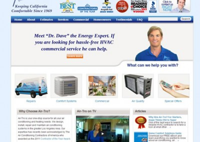 AC company Website